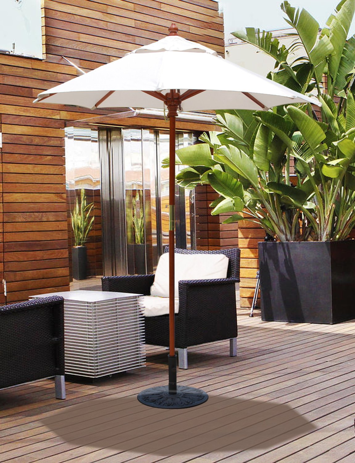 the 5 best patio umbrella styles | umbrellify Best Outdoor Umbrella